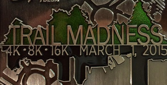 Race Report: 2015 Trail Madness