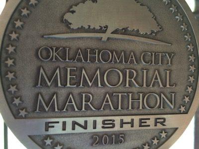 Race Report: 2015 Oklahoma City Memorial Marathon
