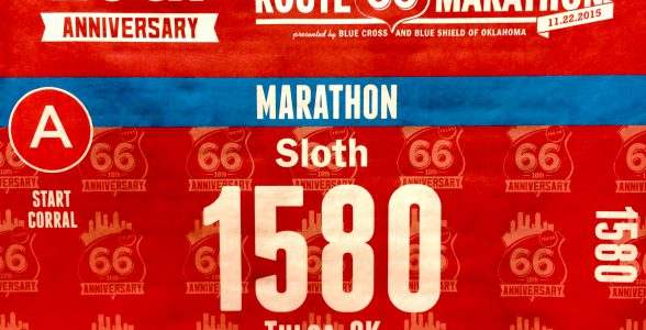 Race Report: 2015 Route 66 Marathon