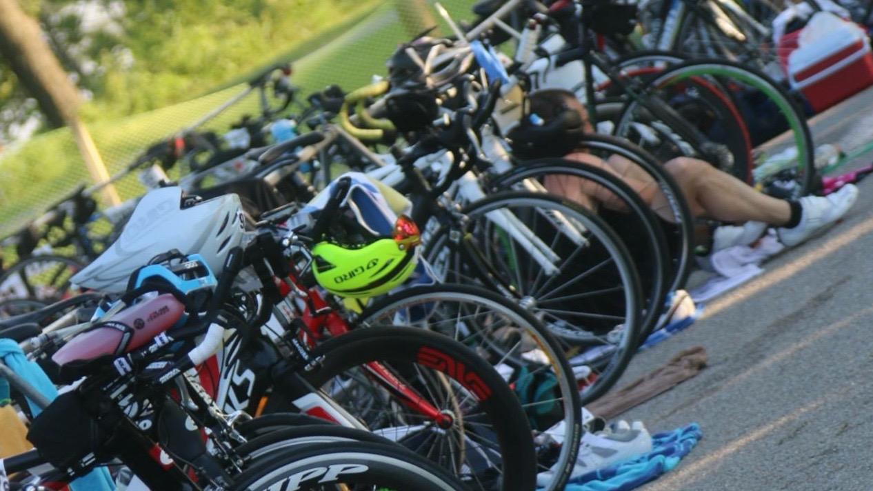 Race Report: My First Triathlon – Tulsa Triathlon 50 Mile Distance