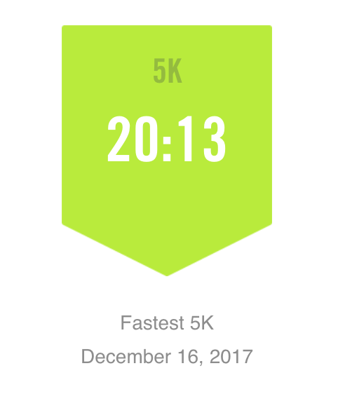 Outrunning Time: 5K Test Run, a New PR