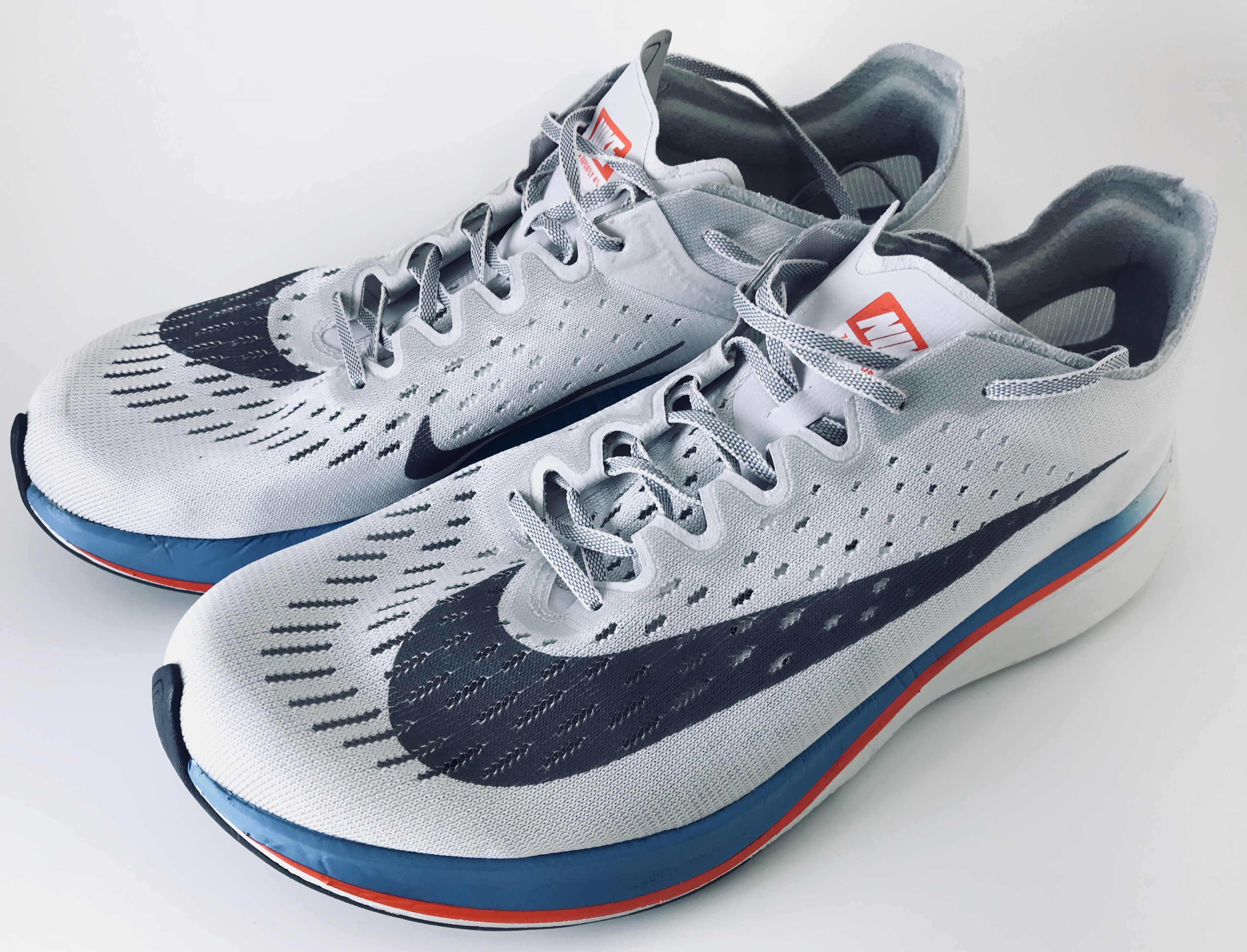 Nike Zoom Vaporfly 4% First Impressions