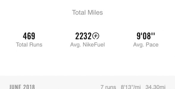 Nike Run Club Lost My Data