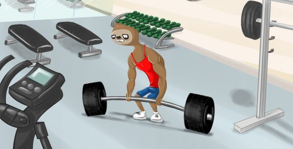 Deadlifting for Back Pain